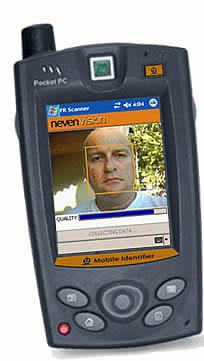 Neven Vision sur mobiles