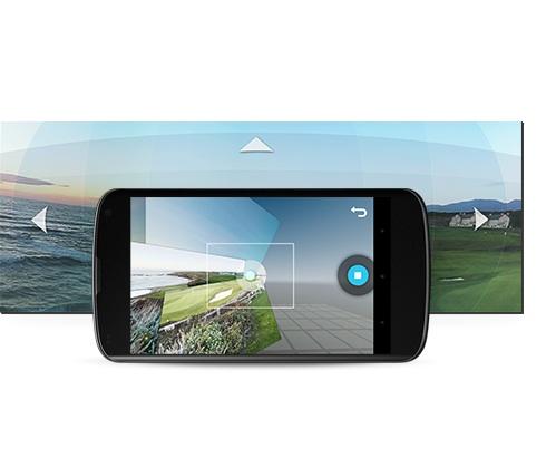 PhotoSphere sur Nexus4