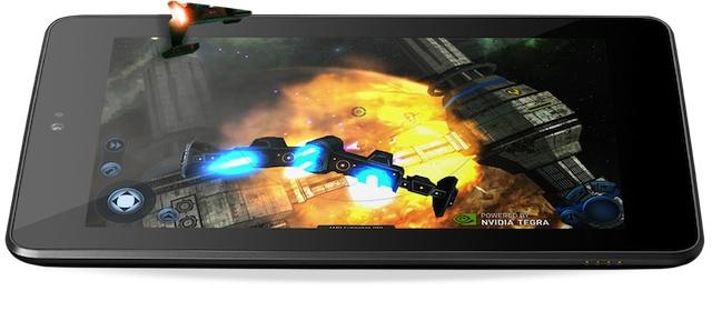 Jeux sur la Nexus 7 à télécharger sur Google Play