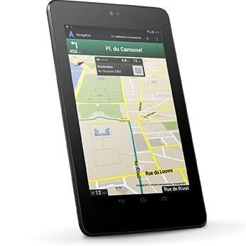 La Nexus 7 par Asus et Google