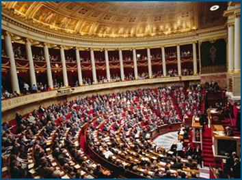Vote du statut de la presse en ligne à l'Assemblée Nationale
