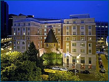 Hotel Novotel Bruxelles