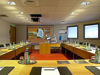 Salle de formation Hotel Novotel des Halles (à Paris
